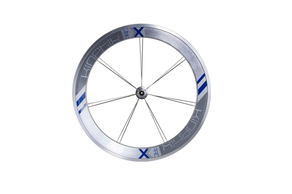 Kinetix Pro X Capreo Aero Wheelset (Front and Rear Set)