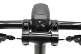 Tern Valo 2 is engineered to integrate directly with the handlebar stems used on many Tern bicycles
