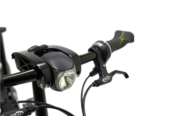 Tern Valo Light - Battery or Hub-Dynamo Powered