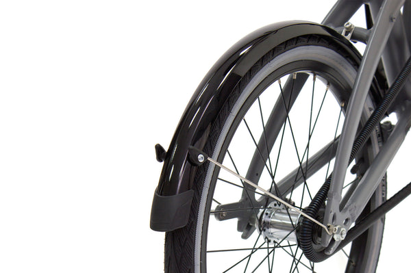 SKS mudguards for Tern bicycles