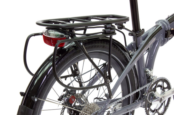 Tern Cargo Rack  is a robust rear rack for Tern bikes.
