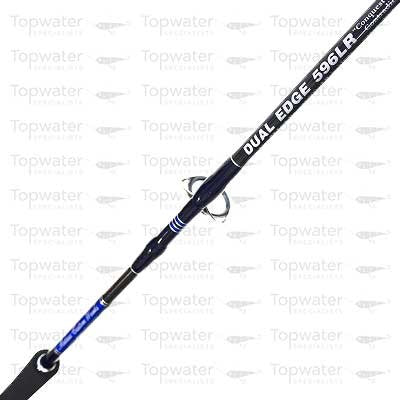 MC Works - Dual Edge 596LR 'Conquest of Contradiction' available at Topwaterspecialists.com