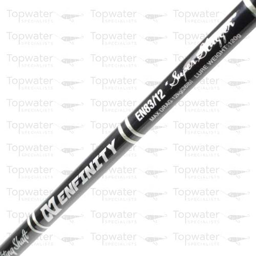 "CB One - Enfinity 83/12 ""Super Slugger"" available at Topwaterspecialists.com"