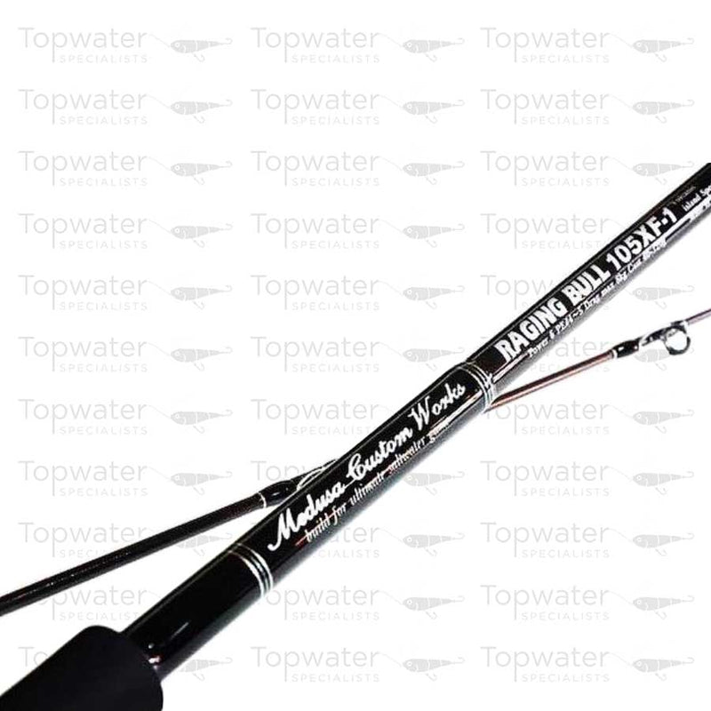 MC Works - Raging Bull 105XF-1 available at Topwaterspecialists.com