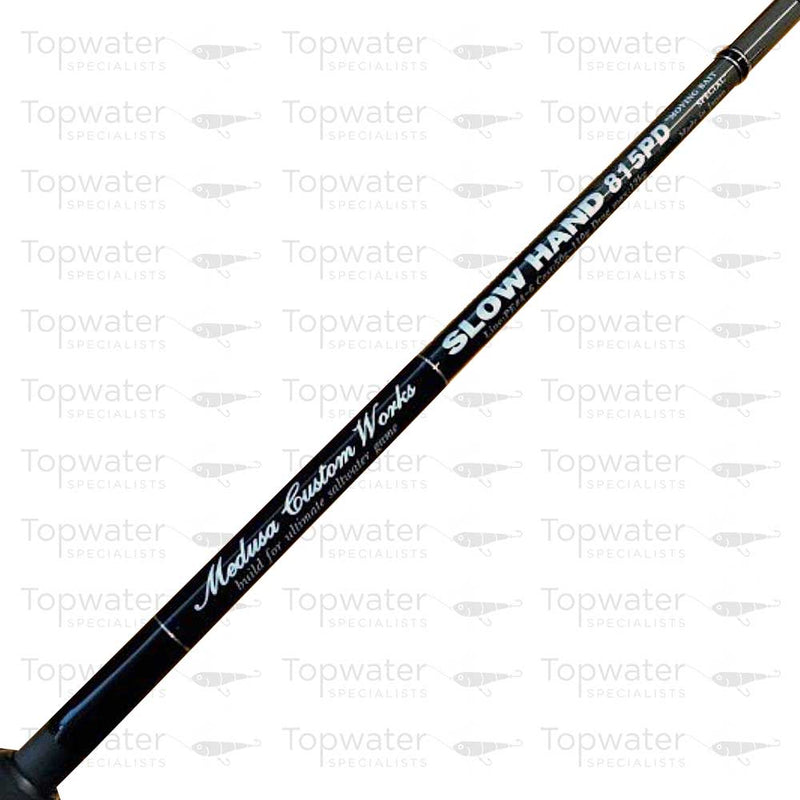 MC Works Slow Hand 815PD 'Moving Bait Special' available at Topwaterspecialists.com