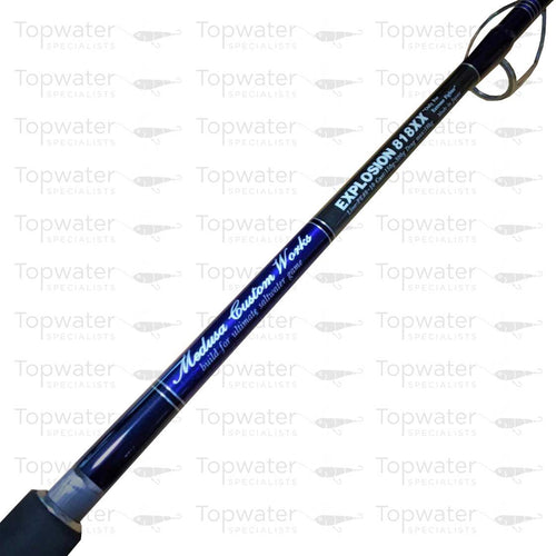 "MC Works - Explosion 818XX ""Only for Extreme Fighter"" available at Topwaterspecialists.com"