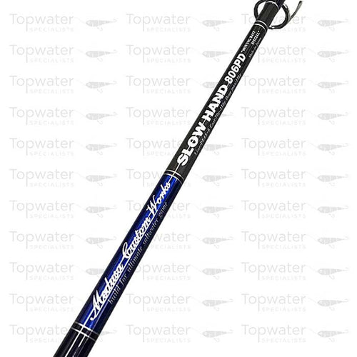 MC Works Slow Hand 806PD 'Moving Bait Special' available at Topwaterspecialists.com