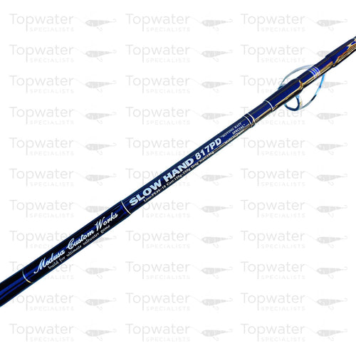 MC Works - Slow Hand 817PD available at Topwaterspecialists.com