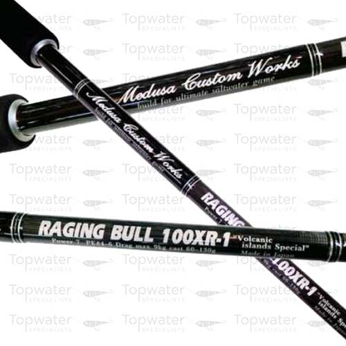 MC Works Raging Bull 100XR-1 available at Topwaterspecialists.com