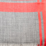 Wool Silk Design Scarf