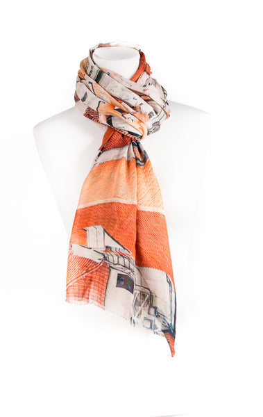 Rooftop Modal Cashmere Scarf