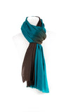 Double Shade Wool Scarf