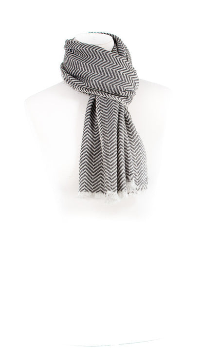 Kani Work Long Scarf