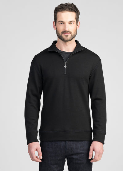 Mens Mountainsilk Sport Half Zip - Turtle