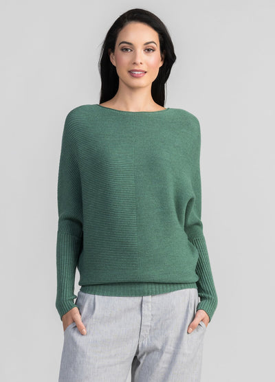 Womens Flitch Sweater-Untouched World-Te Huia New Zealand