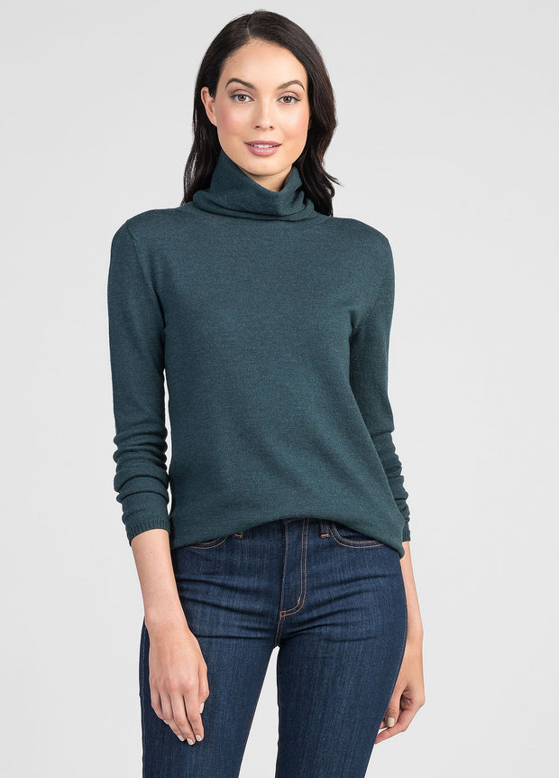 Womens Pip Sweater - Untouched World | Te Huia New Zealand
