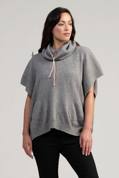 Womens Move Cape Sweater | Shop at Te Huia in Arrowtown, NZ