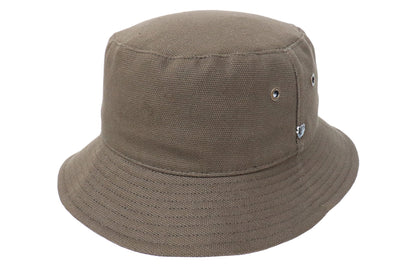 Denver Drop Brim Bucket Hat - Olive