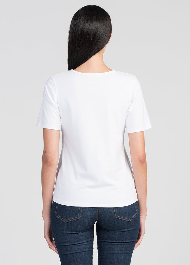 Womens Essential Organic Cotton Tee