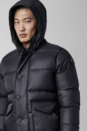 Mens Ventoux Parka Black Label