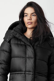 Womens Arosa Parka Black Label