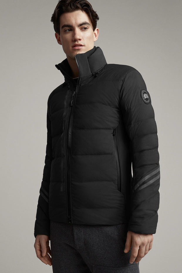 Mens HyBridge CW Jacket Black Label | Shop Canada Goose at Te Huia in Arrowtown, NZ