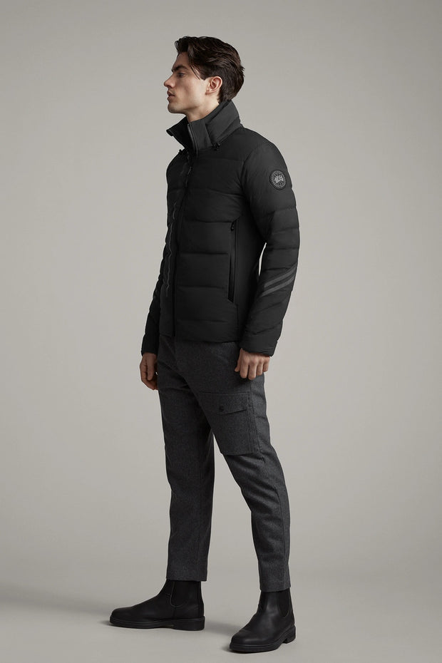 Mens HyBridge CW Jacket - Black Label