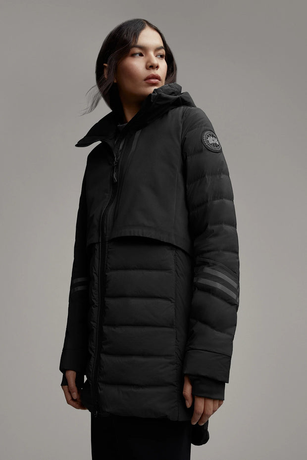 Womens HyBridge CW Element Jacket - Black Label