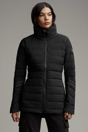 Womens HyBridge CW Jacket Black Label | Shop Canada Goose at Te Huia in Arrowtown, NZ