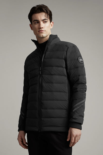 Mens HyBridge CW Bomber Black Label | Shop Canada Goose at Te Huia in Arrowtown, NZ