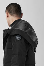 Mens Wedgemount Parka Black Label