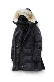 Womens Shelburne Parka Black Label