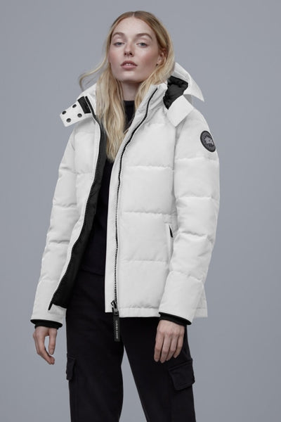 Womens Chelsea Parka Black Label