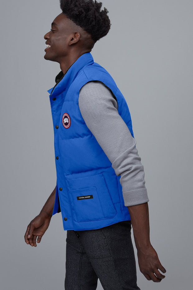 Mens PBI Freestyle Vest - Canada Goose | Te Huia New Zealand