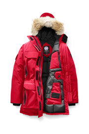 Womens Expedition Parka Fusion Fit