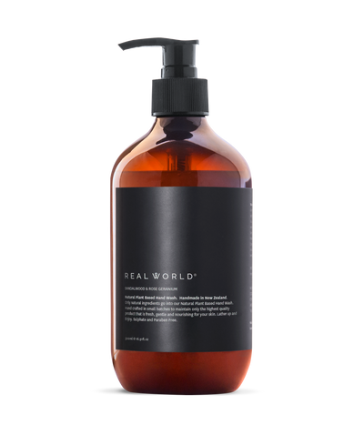 Hand Wash - Sandalwood and Rose
