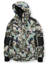 Womens Alliston Jacket Print-Canada Goose-Te Huia New Zealand