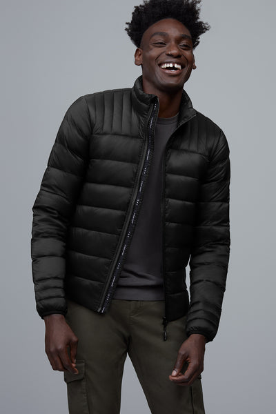 Mens Brookvale Jacket Black Label