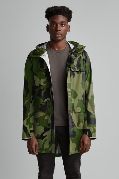 Mens Seawolf Jacket Print