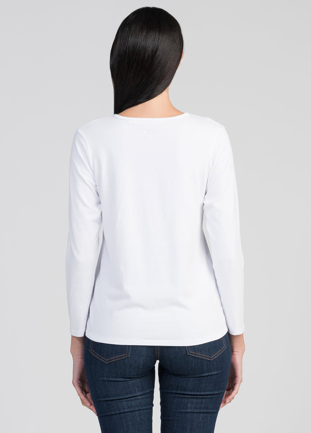 Womens Organic Cotton Crew