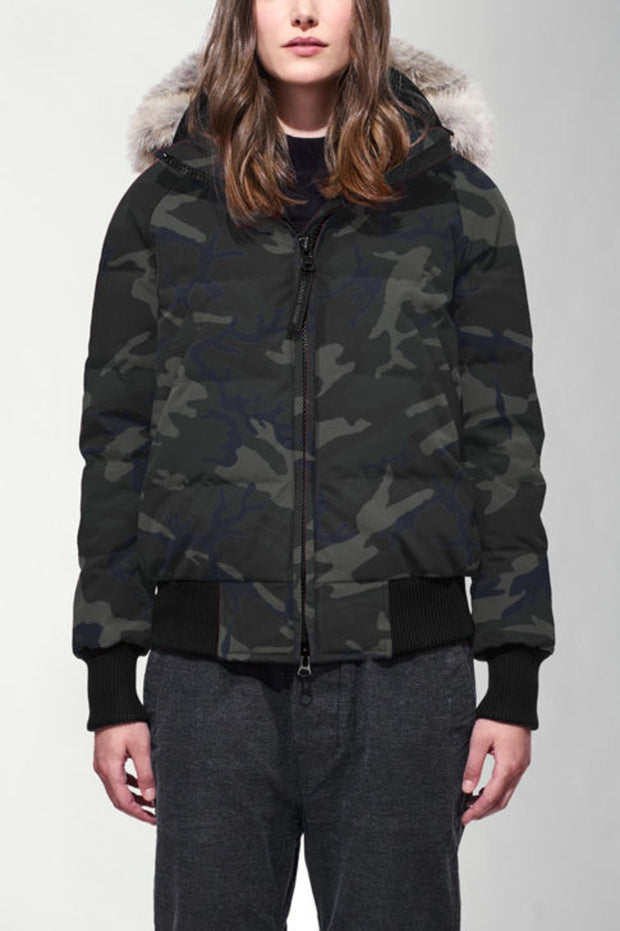 Womens Savona Bomber Black Label