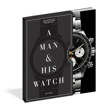 A Man And His Watch - Matt Hranek