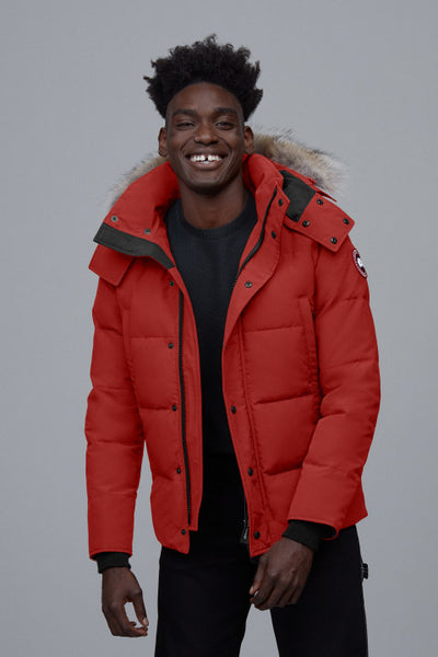 Mens Wyndham Parka Fusion Fit