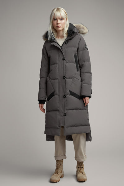 Womens Aldridge Parka Black Label - Canada Goose | Te Huia New Zealand