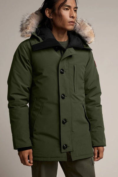 Mens Chateau Parka Fusion Fit - Canada Goose | Te Huia New Zealand