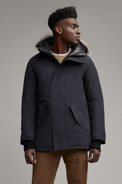 Mens Edgewood Parka Black Label