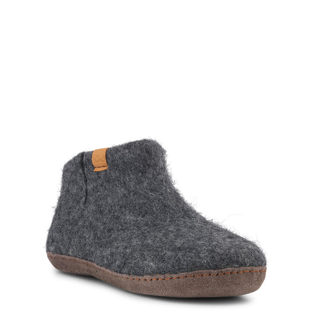 Mens Everest Wool Felt Boot - Antracit Grey