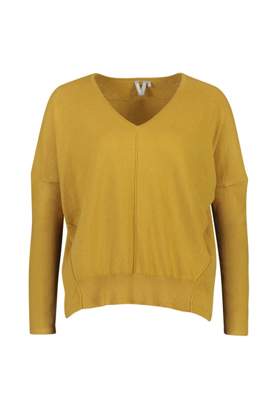 Womens Must Have Sweater - Curry