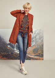 Womens So Swayed Coat