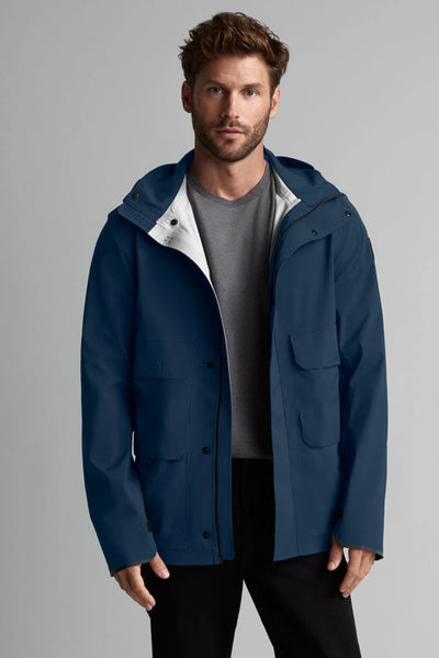 Mens Meaford Jacket Black Label - Canada Goose